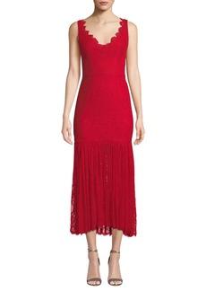 Milly Maura Italian Stretch Lace Dress