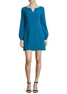 Milly Molly Italian Cady Mini Dress