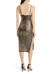 e959ca94 Milly Alexis Sequin Camisole Dress Milly Alexis Sequin Camisole Dress