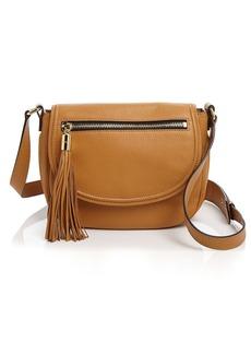 MILLY Astor Saddle Shoulder Bag