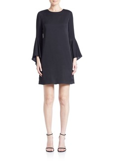 MILLY Bell Sleeve Dress