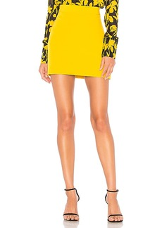 MILLY Cady Modern Mini Skirt