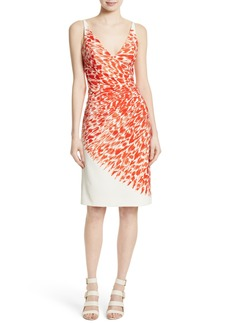 Milly Cady Sheath Dress