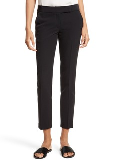 Milly Cady Skinny Slouch Pants