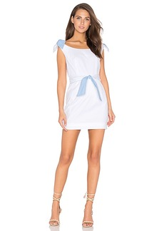 MILLY Candice Dress in White. - size 0 (also in 2,4,6,8)