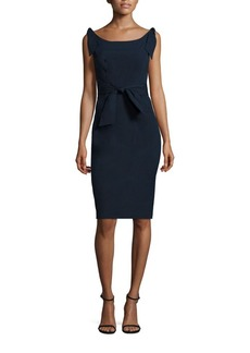 MILLY Candice Tie Dress