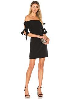 MILLY Caroline Dress in Black. - size 4 (also in 0,6)