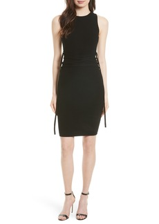 Milly Corset Waist Body-Con Dress