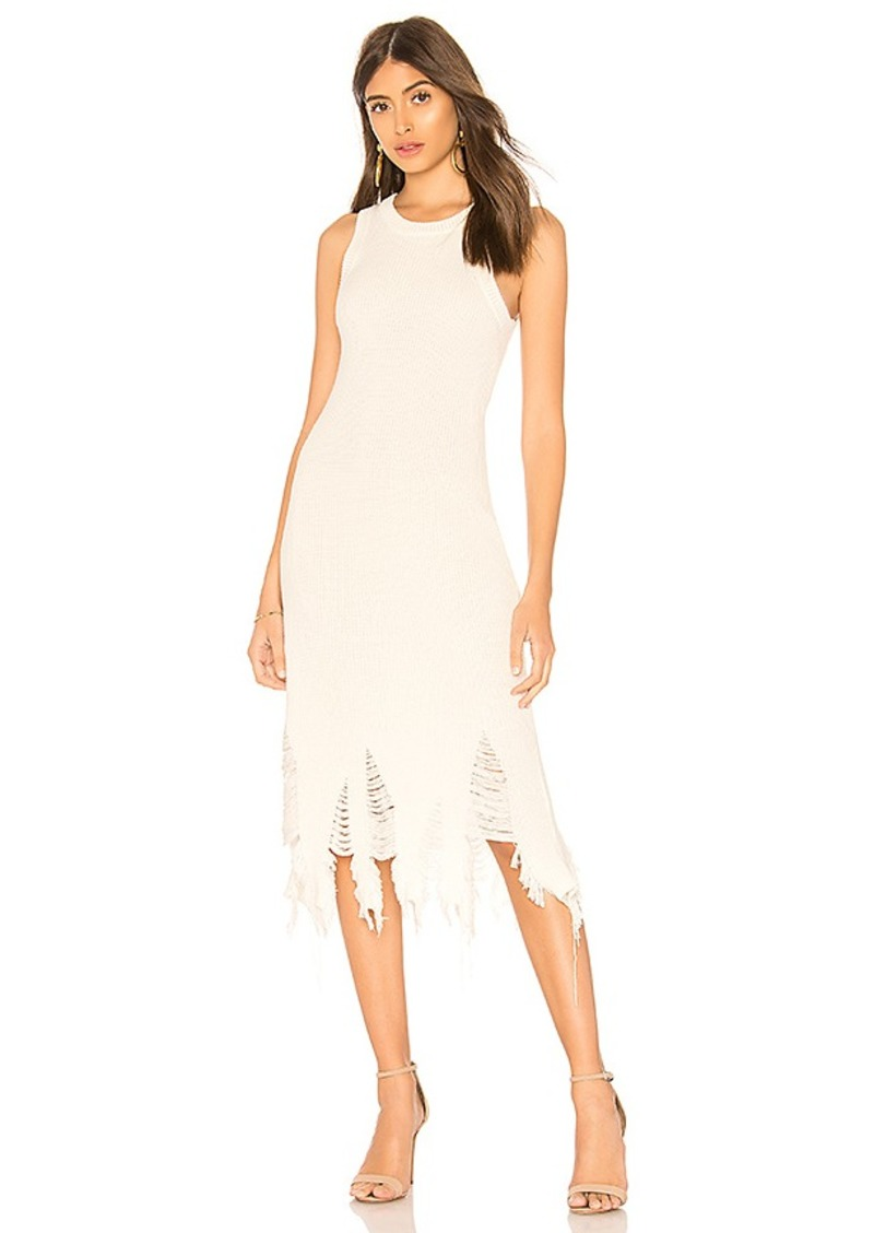 MILLY Deconstructed Dress