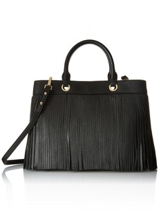 MILLY Essex Fringe Tote