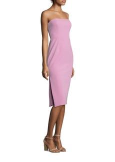 MILLY Eva Strapless Dress