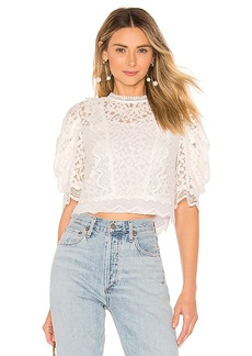 MILLY Felicity Top
