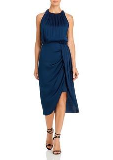 MILLY Ginny Silk Blend Dress