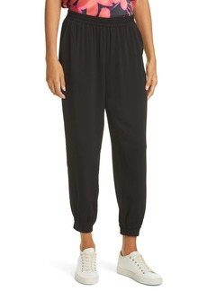 Milly Harriet Crepe Joggers