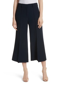 Milly Hayden Crop Wide Leg Pants