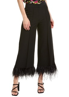Milly Hayden Feather Pant