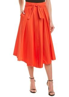 Milly Jackie Midi Skirt