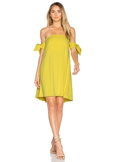 MILLY Jade Dress in Yellow. - size 0 (also in 2,4,6)
