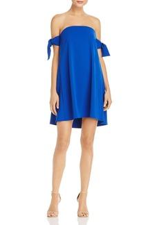 MILLY Jade Off-the-Shoulder Dress