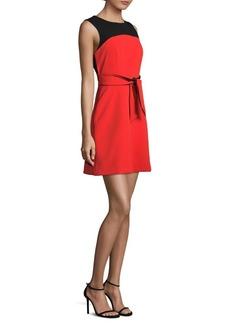 Milly Jenny Fit-&-Flare Dress