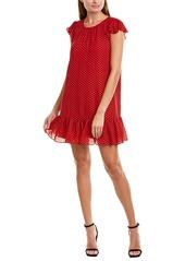 Milly Jill Silk Shift Dress