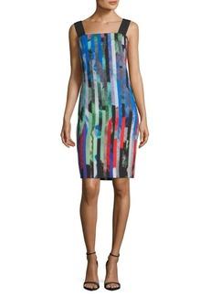 Milly Lorena Print Dress