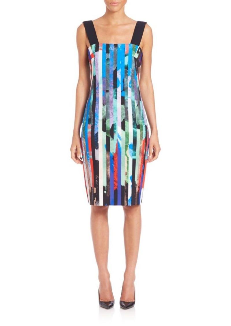 MILLY Lorena Printed Dress