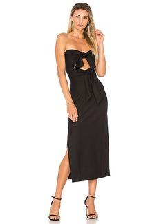 MILLY Mackenzie Dress in Black. - size 2 (also in 0,4,6,8)