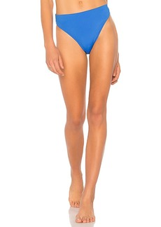 MILLY Maglificio Ripa High Waist Bikini Bottom