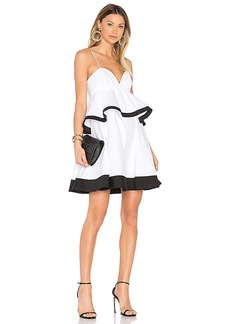 MILLY Melody Dress in White. - size 0 (also in 2,8)