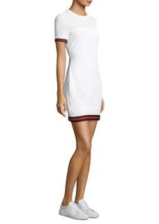 Milly Mesh T-Shirt Dress