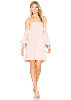MILLY Mila Dress in Pink. - size 0 (also in 2,4,6,8)