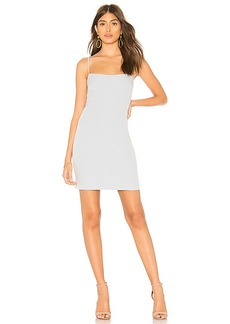 MILLY Mini Slip Dress