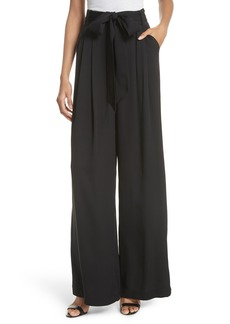 Milly Natalie Wide Leg Pants