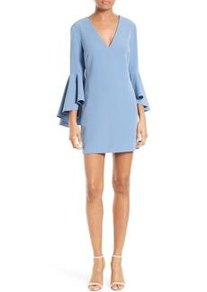 Milly Nicole Italian Cady Shift Dress