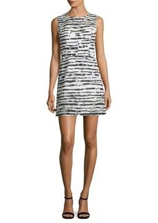 Milly Nina Burnout Dress