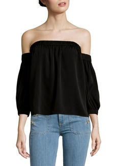 Milly Off-The-Shoulder Pullover