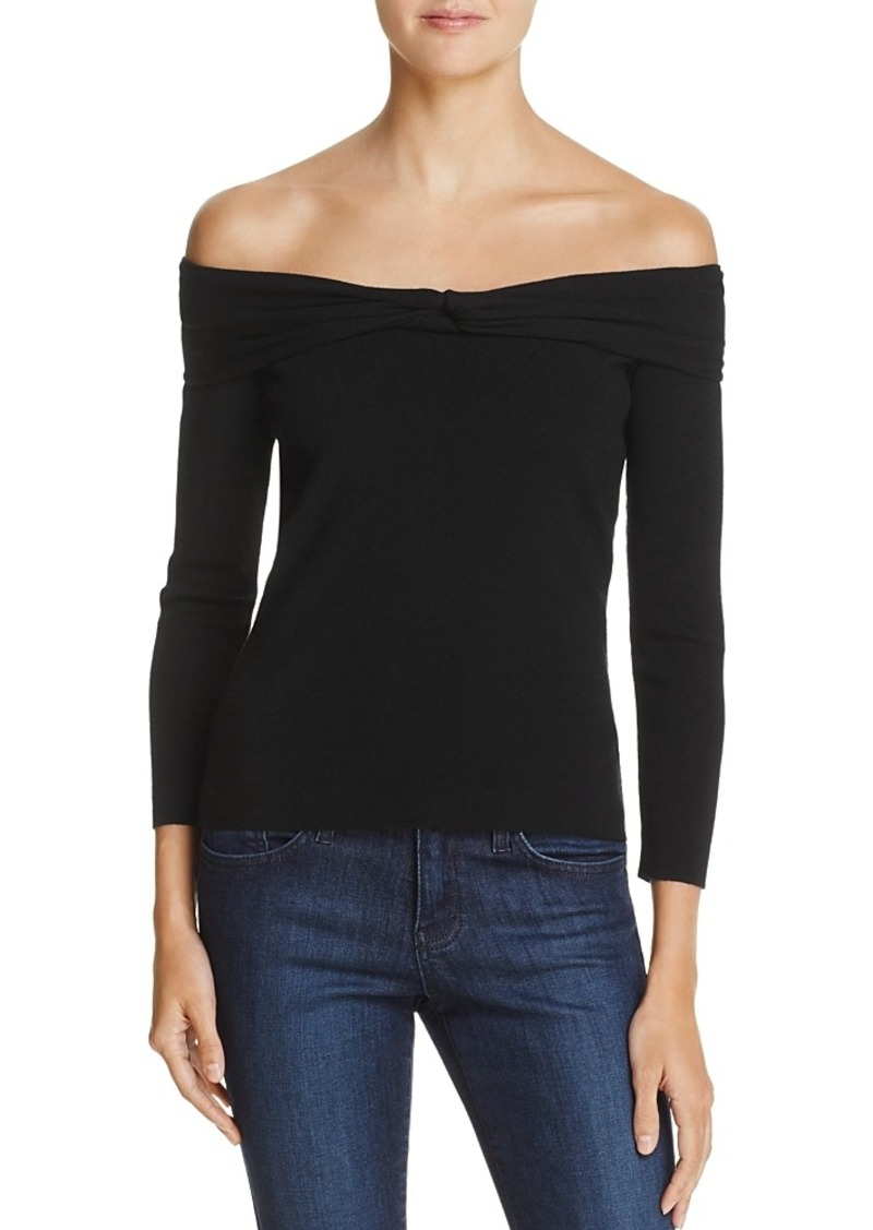 bbe2fff7a6967 Milly Milly Off-the-Shoulder Top