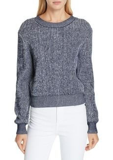 Milly Plaited Rib Sweater