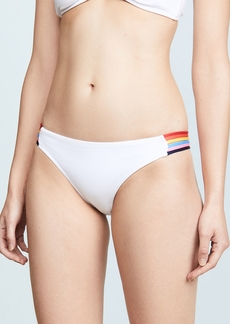 Milly Rainbow Print Ari String Cheeky Bottoms