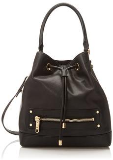 MILLY Riley Bucket Handbag Top Handle Bag