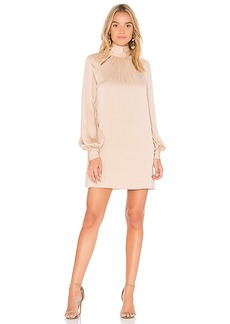 MILLY Sherie Silk Dress in Pink. - size 2 (also in 0,4,6)