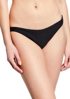 Milly St. Lucia Solid Bikini Bottom