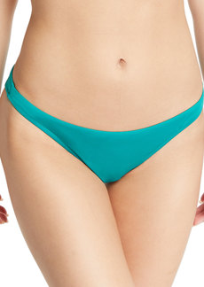 Milly St. Lucia Solid Swim Bikini Bottoms