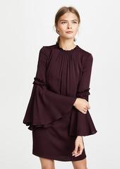Milly Stretch Silk Cassie Dress