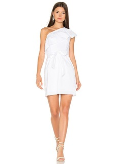 MILLY Tara Dress in White. - size 0 (also in 2,4,6,8)