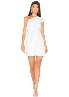MILLY Tara Dress in White. - size 0 (also in 2,4,6)
