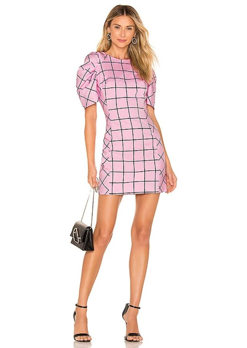 MILLY Techno Aria Dress