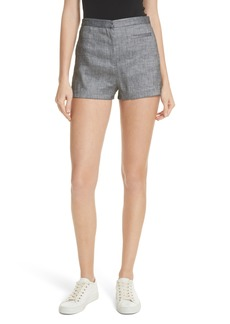 Milly Trudee High Waist Shorts