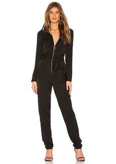MILLY Utility Jumpsuit